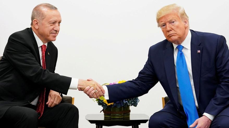 Cumhurbaşkanı Erdoğan'ın ziyareti öncesinde kritik başyazı