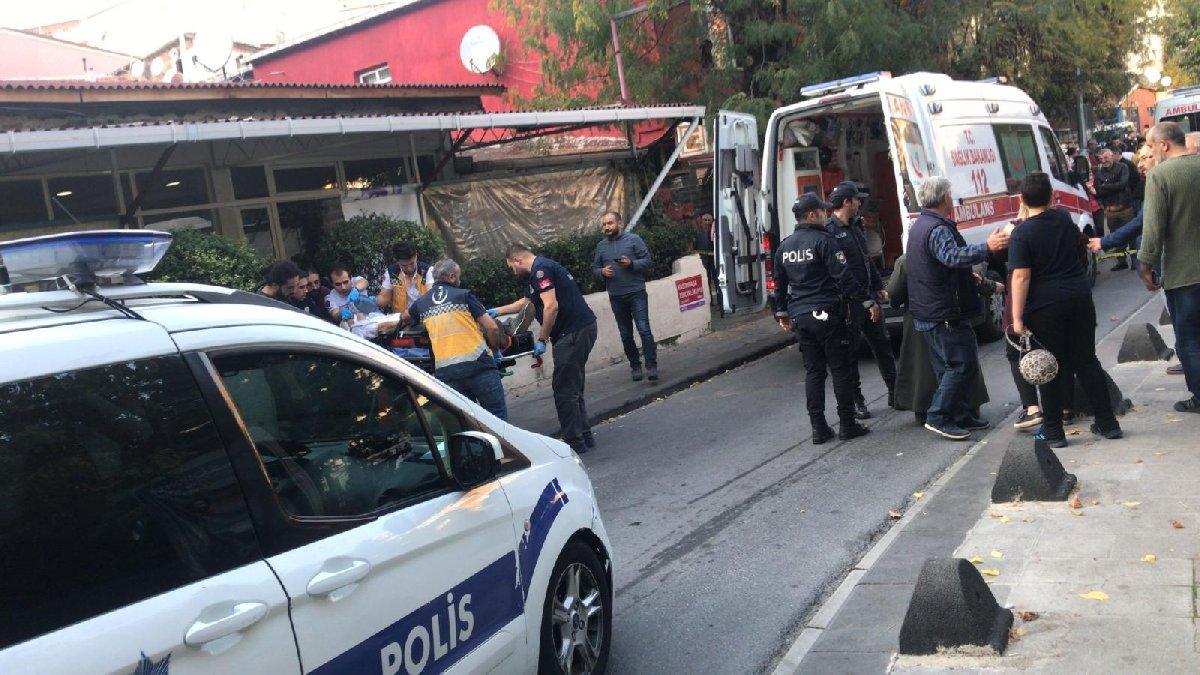 Son dakika... Beyoğlu'nda bir kahvehaneye silahlı saldırı! Bir kişi öldü