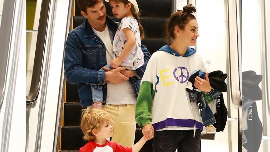 Ashton Kutcher ve Mila Kunis miraslarını çocuklarına bırakmama kararı aldı