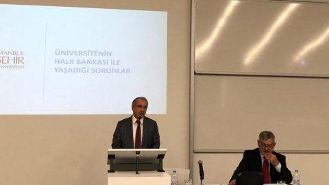 İstanbul Şehir Üniversitesi'nden haciz açıklaması