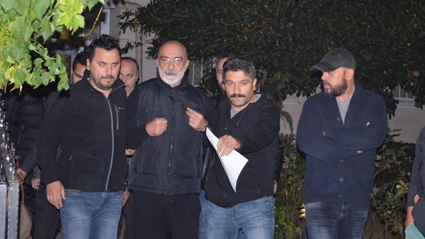 Ahmet Altan'ın avukatlarından 'tutuklamaya' itiraz