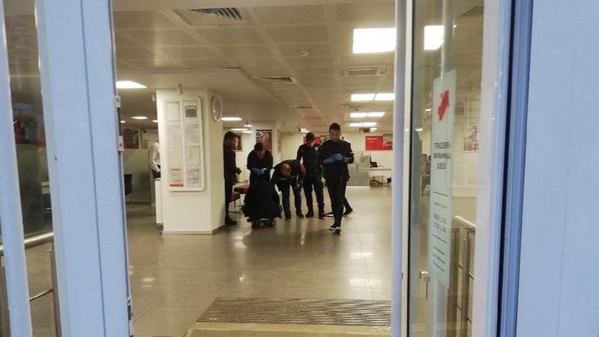 Son dakika... İstanbul'da banka soygunu!