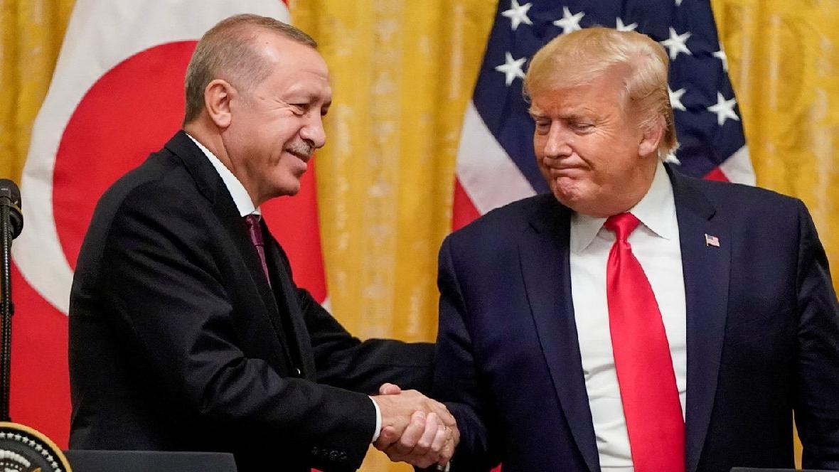 Erdoğan-Trump görüşmesi sonrası dikkat çeken yorum: Keskin tezat