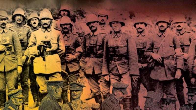 Çanakkale Savaşı Dizisi'nin 23'üncü kitabı