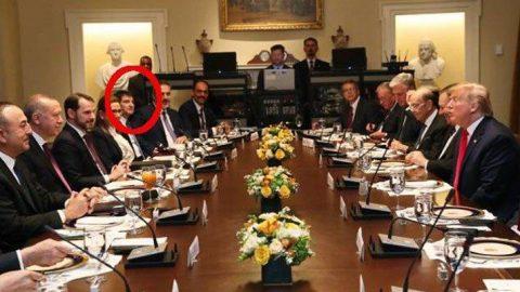 Beyaz Saray görüşmesinde MHP sürprizi