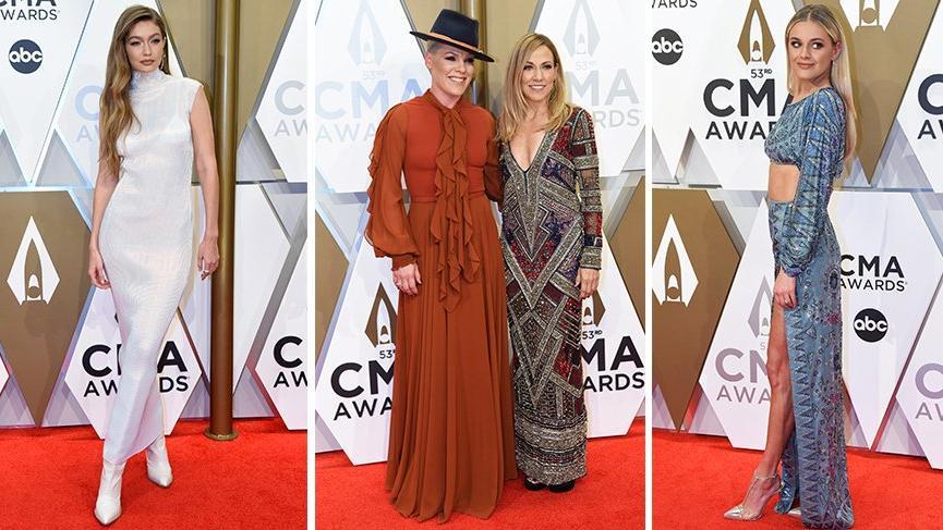 Country Müzik Ödülleri (CMA) sahiplerini buldu