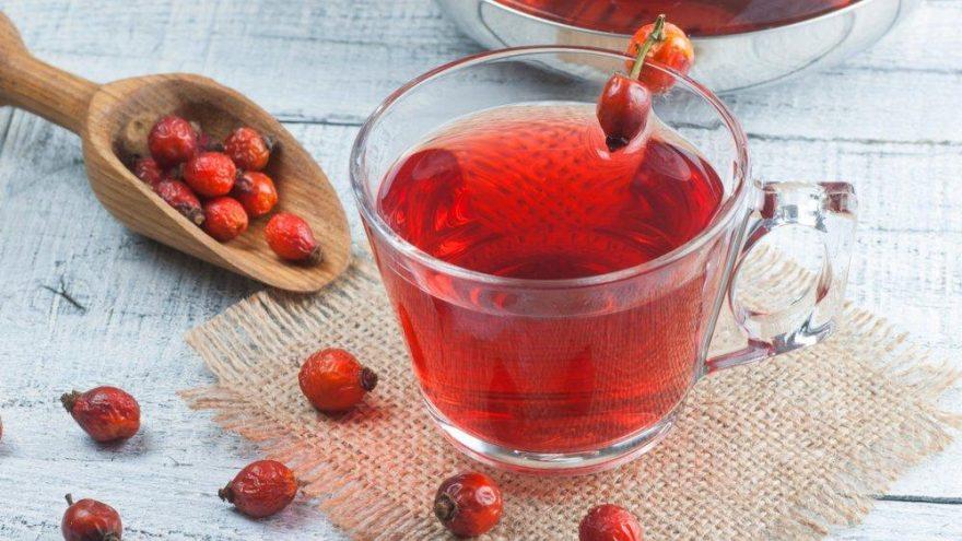 Kuşburnu çayı nasıl demlenir? Kuşburnu çayı zayıflatır mı?