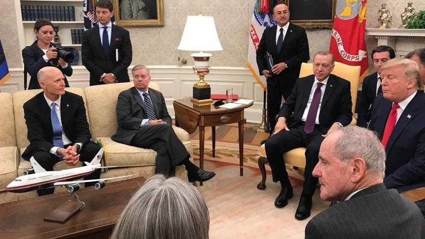 Senatör Graham, Erdoğan görüşmesinin detaylarını anlattı!