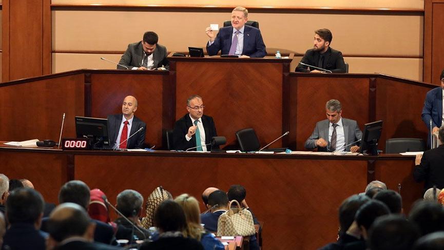 Son dakika... İBB Meclisi'nde 39 ilçenin 2020 bütçesi onaylandı