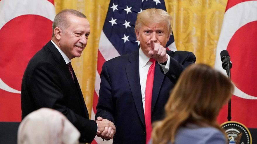 Trump-Erdoğan görüşmesi ABD basınında