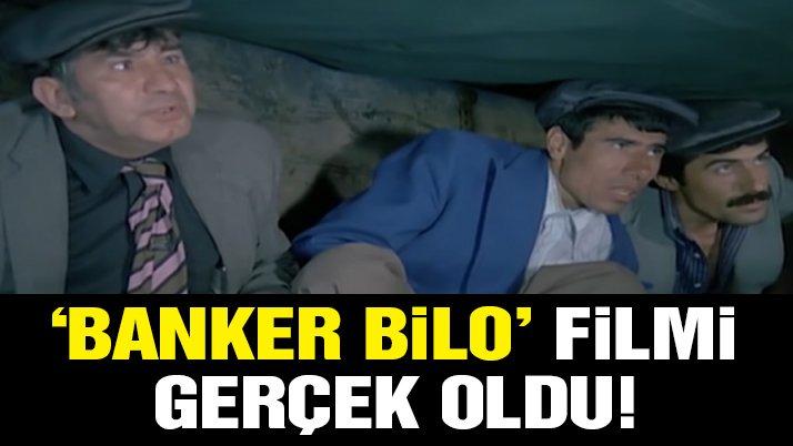 Şener Şen'in 'Banker Bilo' filmi gerçek oldu!
