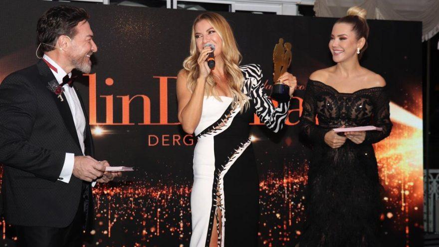 Ivana 'Yılın Moda İkonu' seçildi
