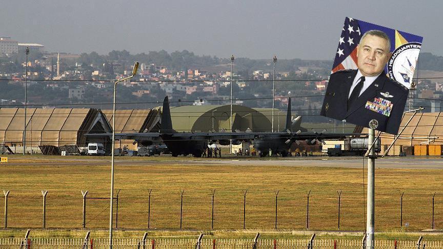 Amerikalı generalden bomba 'İncirlik' çıkışı