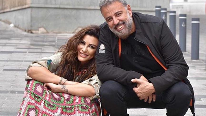 Hamdi Alkan eşi Selen'in projesini açıkladı