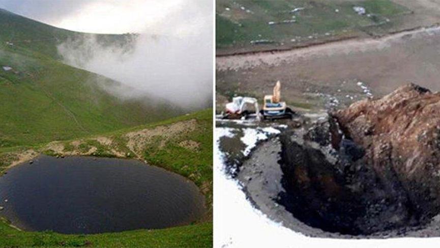 Bakan Kurum'dan 'Dipsiz Göl' açıklaması!