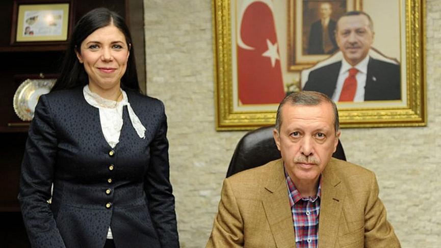 AKP'li Pelin Gündeş Bakır disiplin kuruluna sevk edildi!