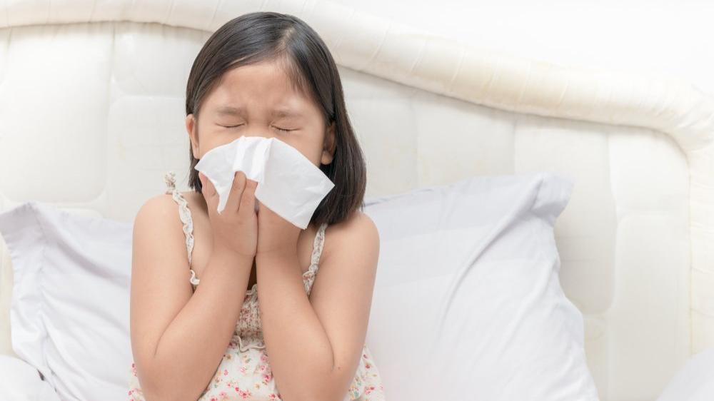 Alerjik çocuklar için evde alınabilecek 7 önlem