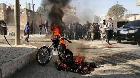 Cerablus'ta bombalı saldırı: 1 ölü, 4 yaralı