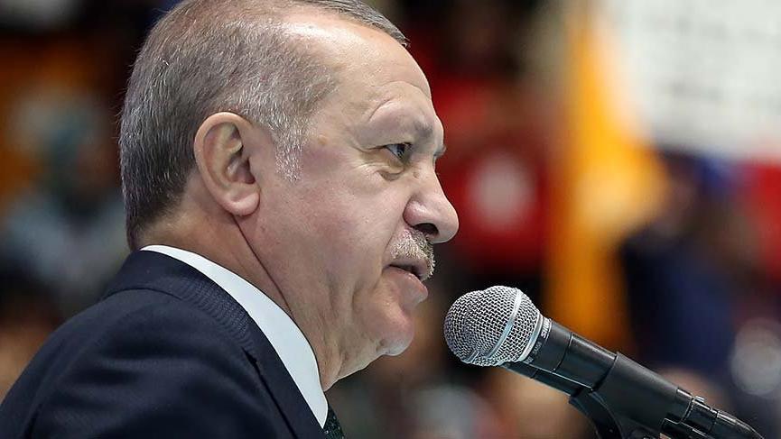 Erdoğan işsizliğin nedenini açıkladı: İş gücüne katılım oranının yükselmiş olması