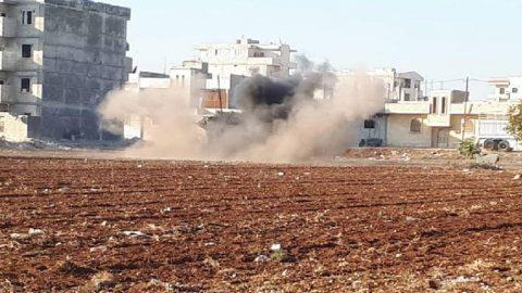 PKK, Suriye'de hastaneyi hedef aldı!