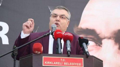 Kırklareli Belediye Başkanı'ndan 'Kesimoğlu getir götürümü yapar' diyen gence cevap