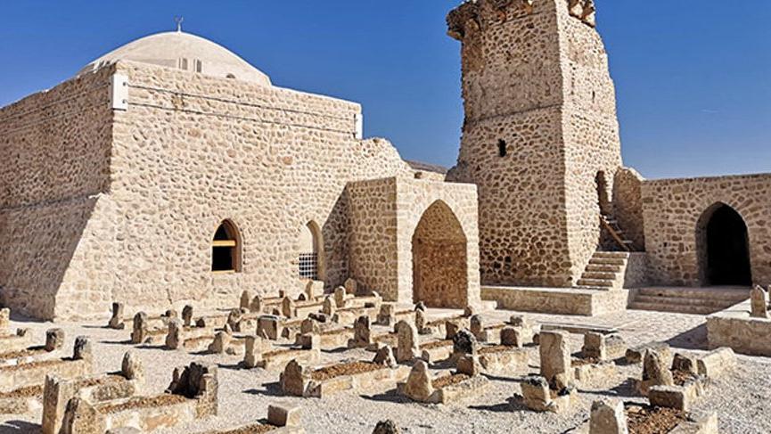 12'nci yüzyılda Artuklularca inşa edilmişti! Ziyarete açılıyor…