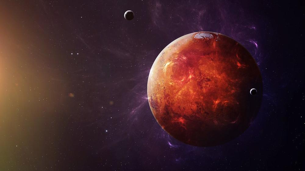 Mücadeleye hazır olun: Mars Akrep burcunda!