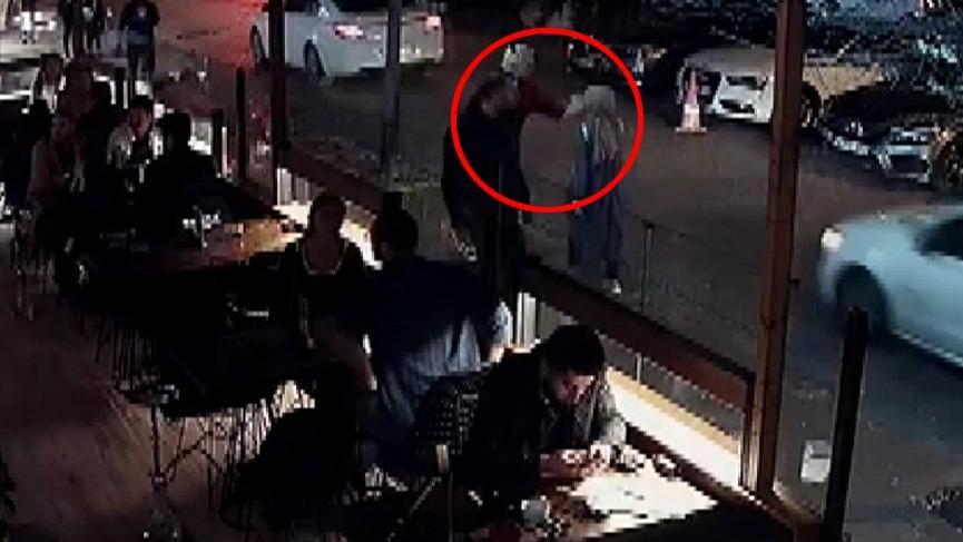 Beşiktaş'ta başörtülü kadına saldıran şüpheli yakalandı