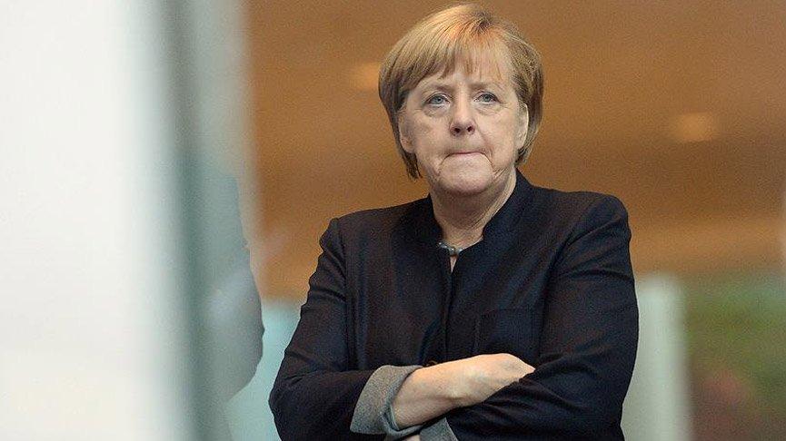 Merkel'den Türkiye'ye Suriyeli yardımı!