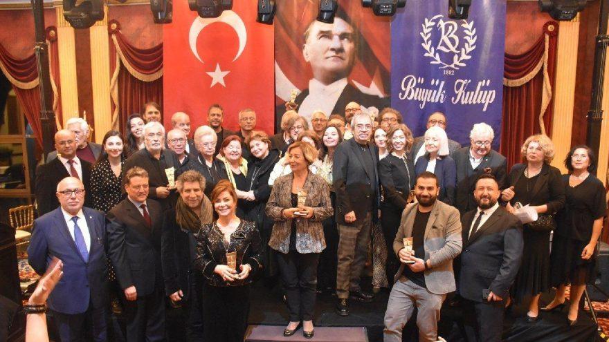 İsmet Küntay Ödülleri'nde İBB Şehir Tiyatroları'na 3 ödül