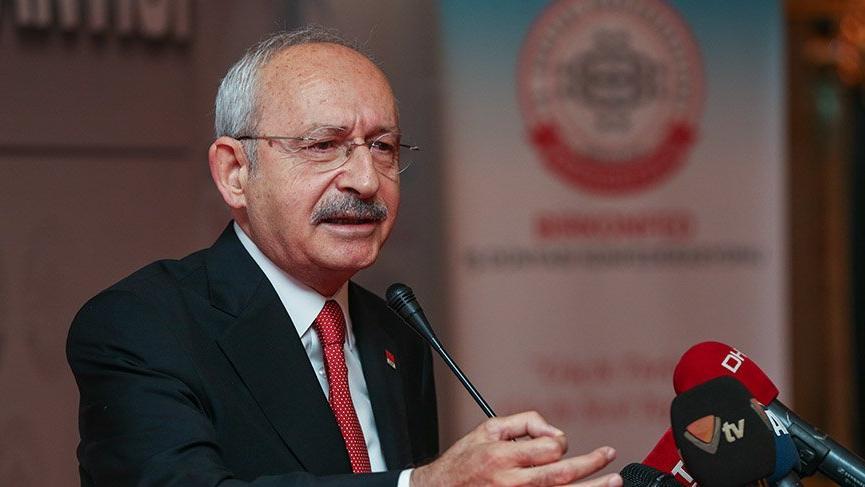 Kılıçdaroğlu: Liyakatı görünür kılmak zorundayız
