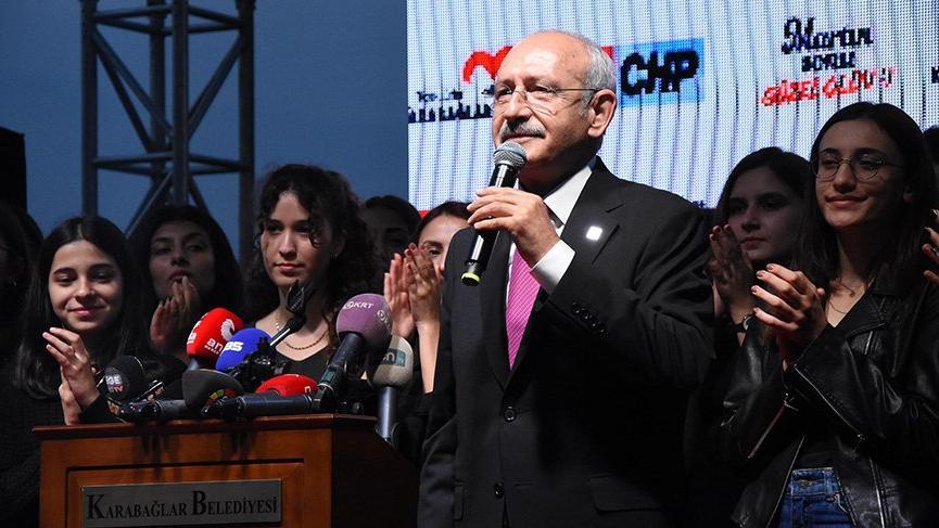 Kılıçdaroğlu: Yeni bir siyaseti başlatıyoruz