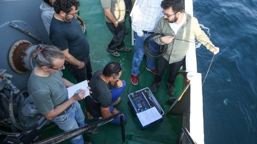 Marmara Denizi'ndeki deprem araştırmaları ilk sonuçlarını vermeye başladı