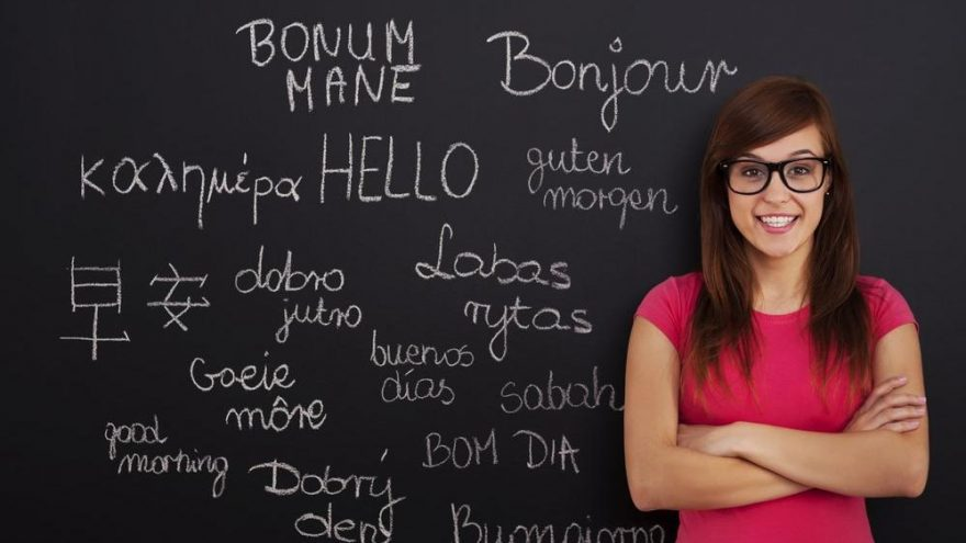 25 dil bilen Emin Gulu: Dil okuyarak öğrenilmez