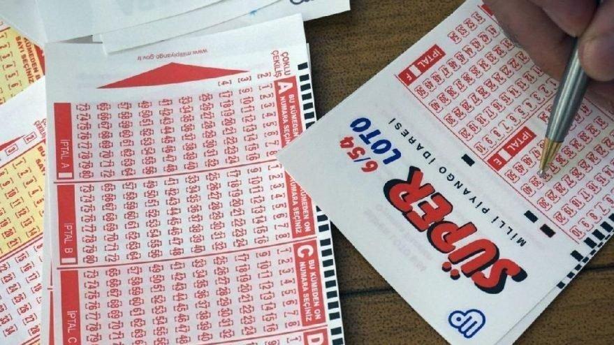 21 Kasım Süper Loto sonuçlarına göre şanslı numaralar...