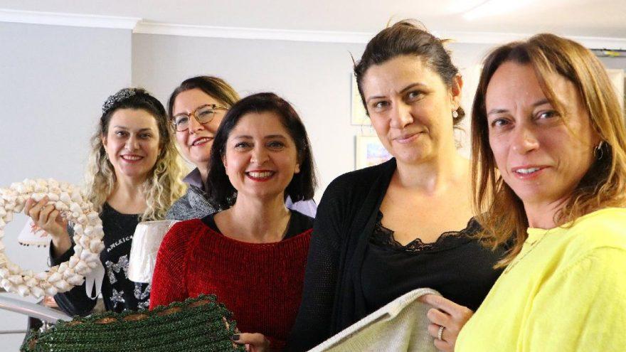 'Yaratan Kadınlar' 1500 kadının yolunu açtı