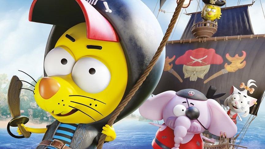 'Kral Şakir Korsanlar Diyarı'nda filminden yeni rekor!