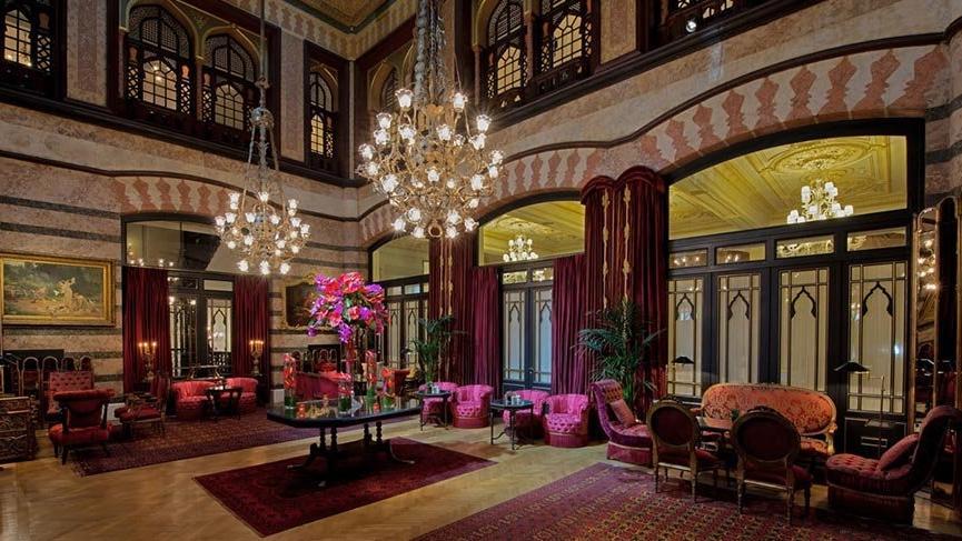 Dünyanın en iyi 8 edebiyat oteli