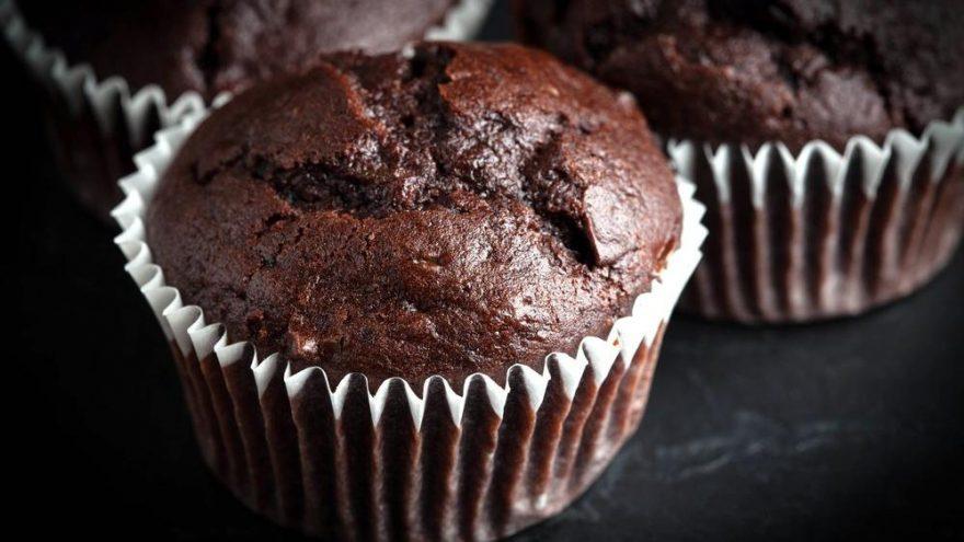 Çikolatalı muffin tarifi… Muffin nasıl yapılır?
