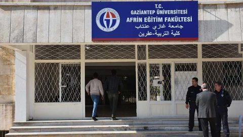 Gaziantep Üniversitesi'nden Suriyelilere yükseköğrenim fırsatı