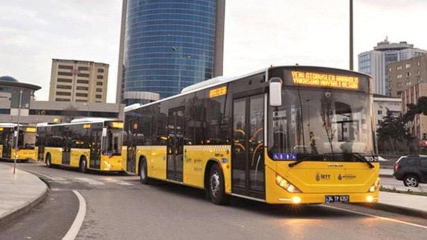 İstanbul'a 180 yeni otobüs alınacak!