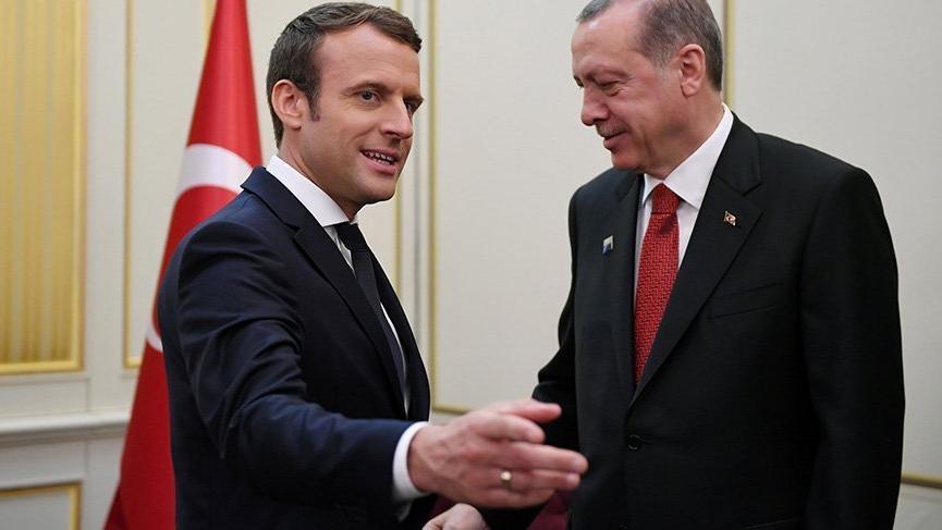 Son dakika... Macron'un Türkiye çıkışı sonrasında NATO'dan flaş hamle