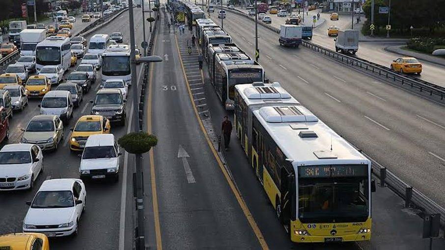İstanbul'a 180 yeni otobüs alınacak