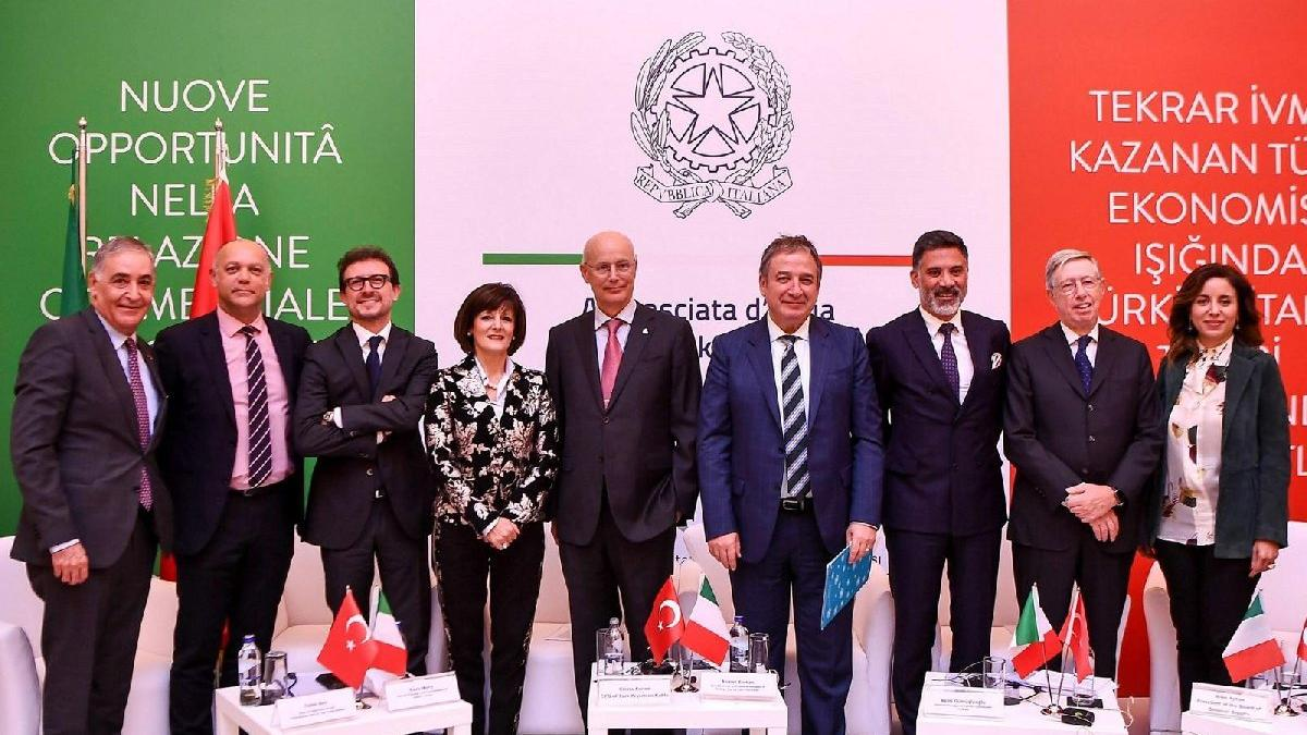İtalyanlardan Türkiye ekonomisi değerlendirmesi