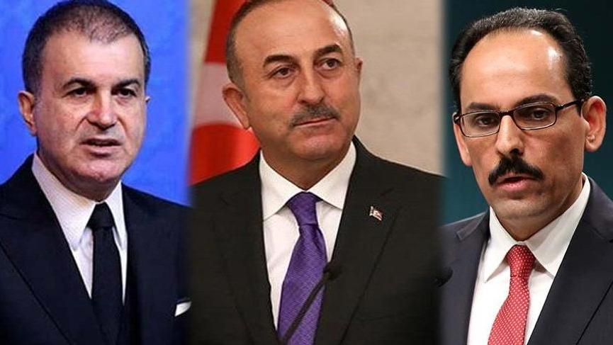 Macron'un skandal açıklamalarına Türkiye'den ardı ardına tepkiler