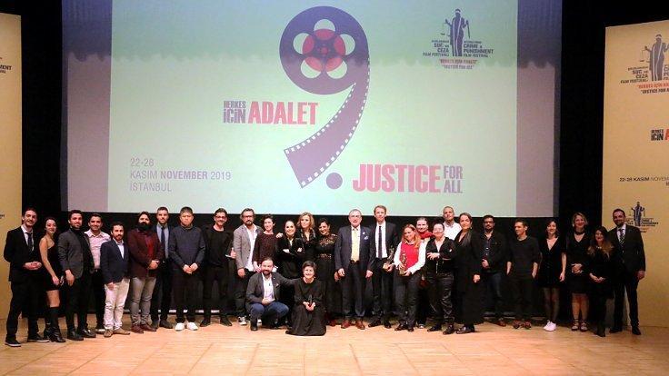 Uluslararası Suç ve Ceza Film Festivali'nde ödüller verildi