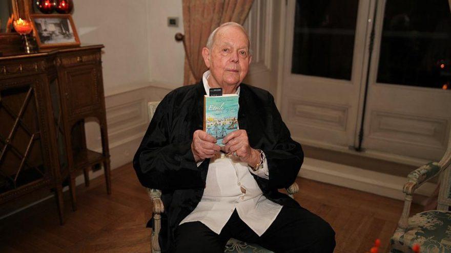 Ünlü yazarın Pera Palas'ta geçen romanı tanıtıldı