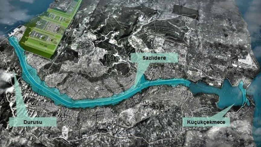 9 yıldır bitmeyen çılgınlık: Kanal İstanbul…