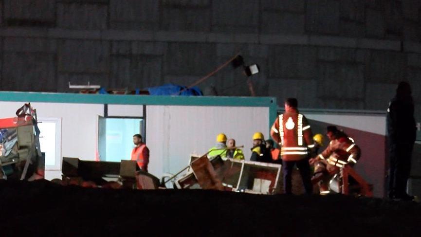 Son dakika... İstanbul'da metro inşaatında göçük: 1 ölü