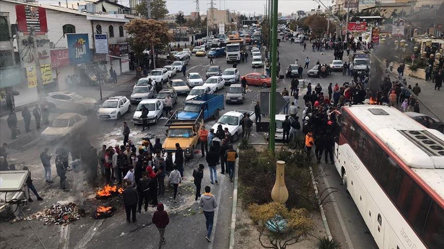 Uluslararası Af Örgütü: İran'daki olaylarda ölü sayısı 161'e ulaştı